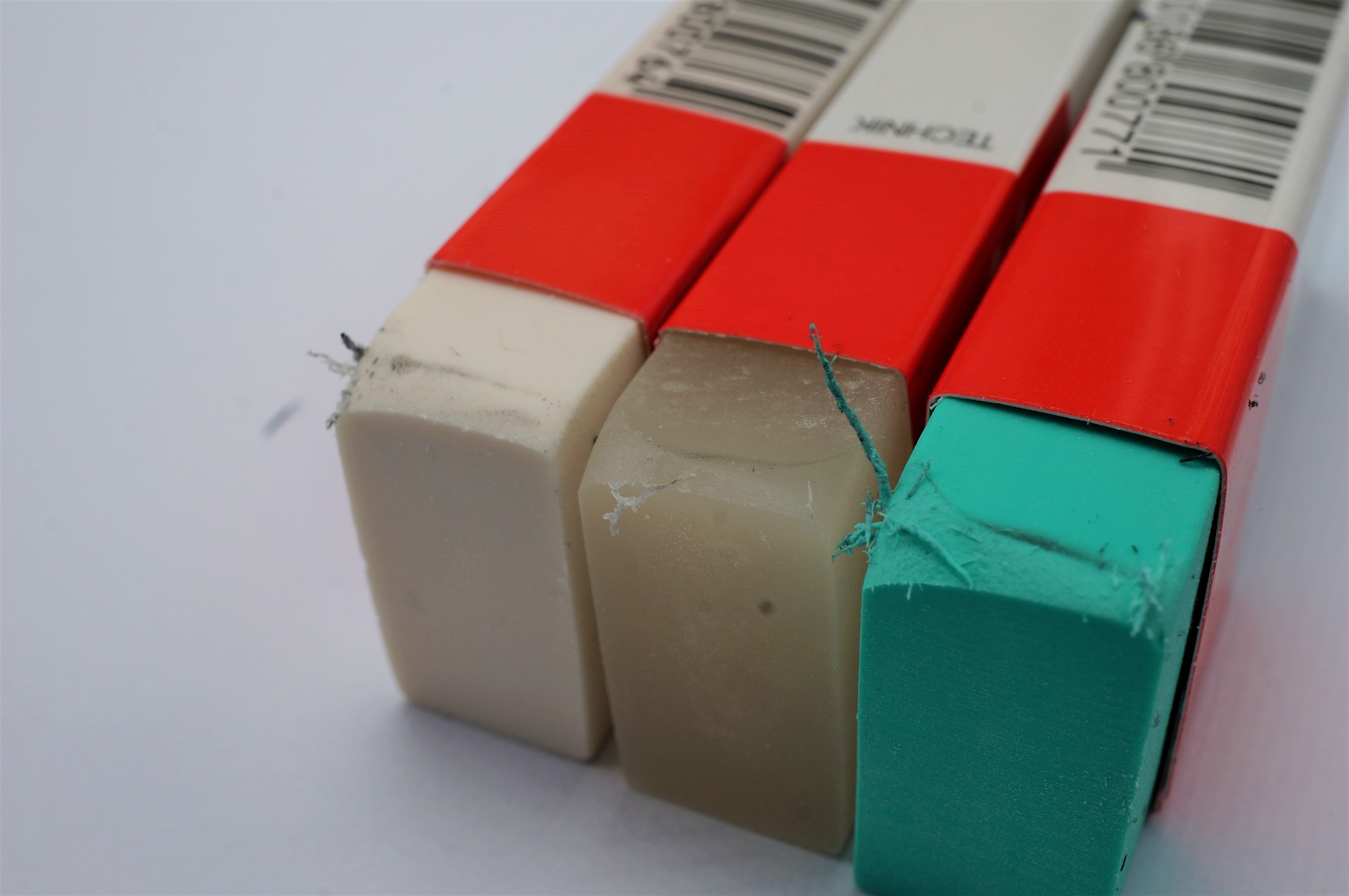 Caran d'Ache Block Erasers