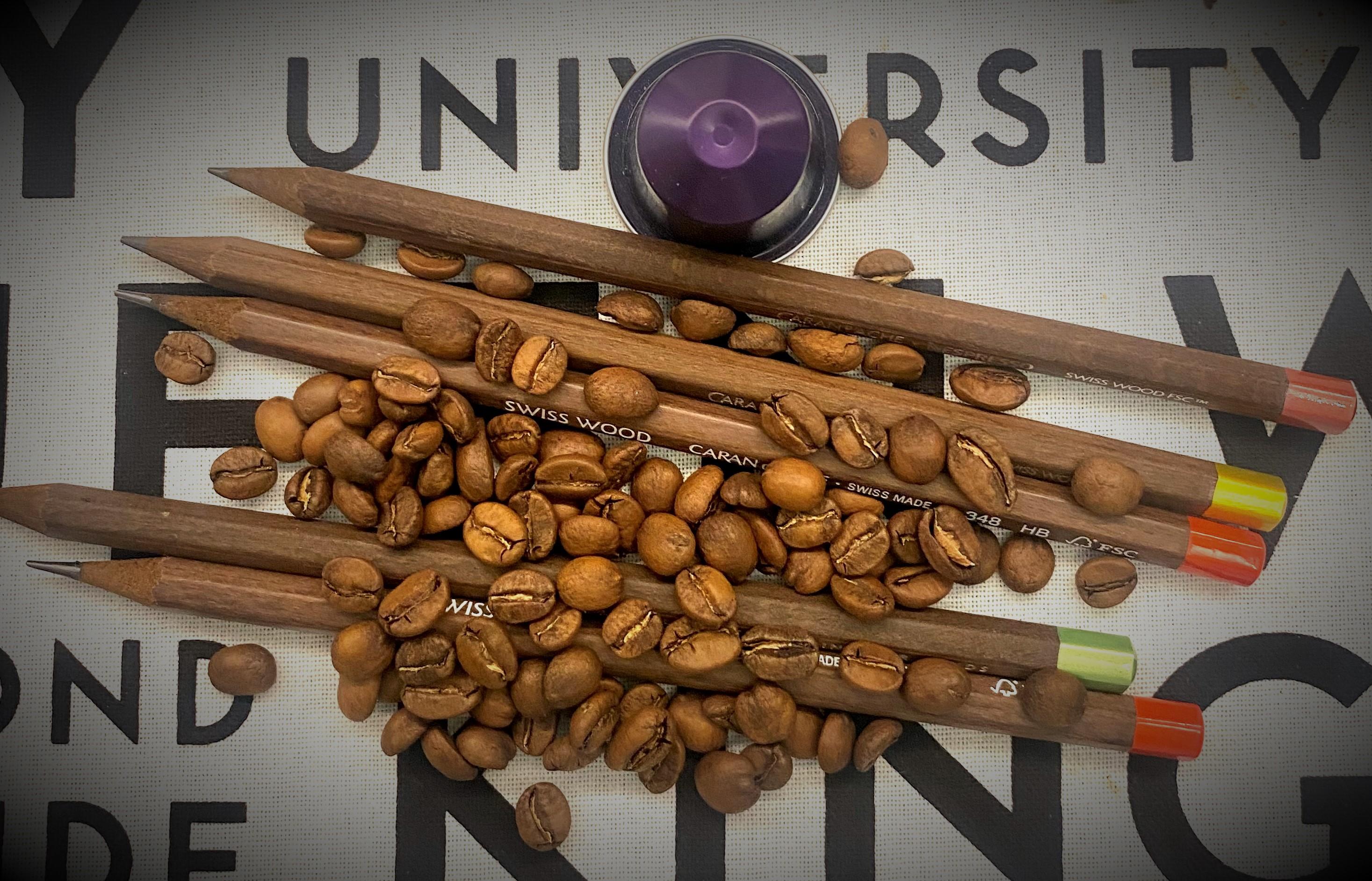 Caran d'Ache Nespresso Pencil