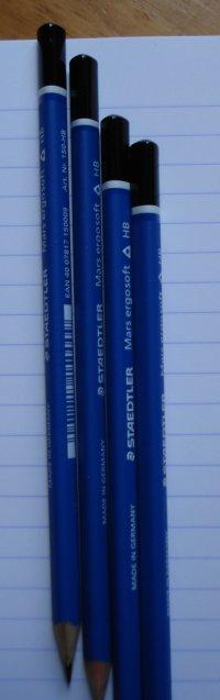 Staedtler Mars Ergosoft 150 Pencil
