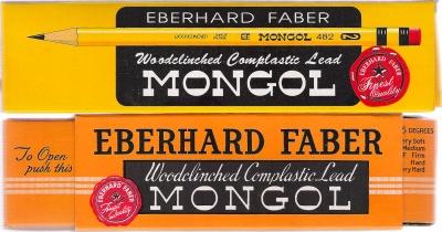 Mongol 482 pencils
