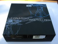 Leonardo Sketch Pen box