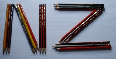 Pencils of New Zealand