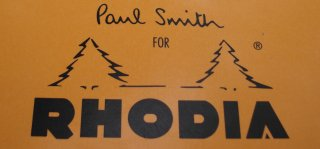 Paul Smith for Rhodia