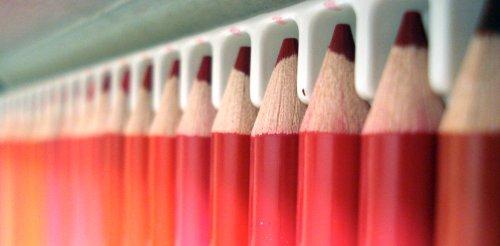 Felissimo 500 Color Pencils