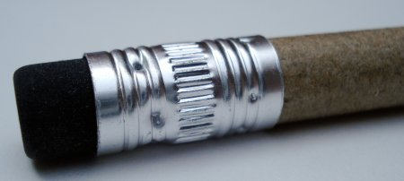 Recycled bamboo pencil