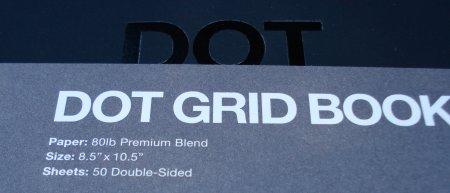 Behance Dot Grid Book