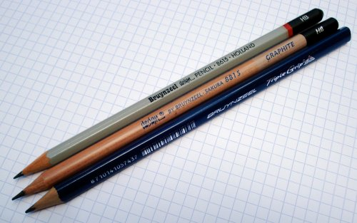 Bruynzeel pencils