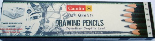 Camlin Drawing Pencils