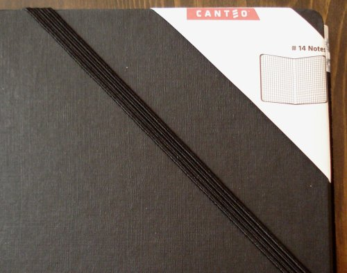 Canteo No. 14 notebook