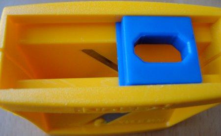 Keson CP2 Carpenter Pencil Sharpener