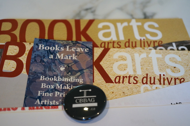 Canadian Bookbinders and Book Artists Guild