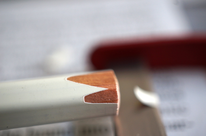 Caran d'Ache Pencil Peeler