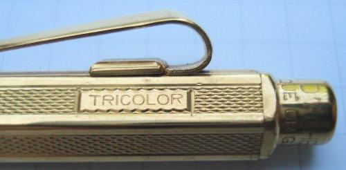 Caran d'Ache Tricolor pencil