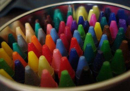 Cerelli wax crayons