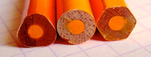 Colleen double ended pencils