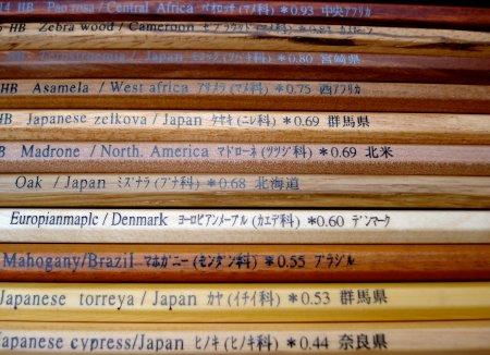 Colleen Woods Pencils