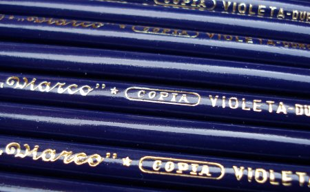 The hidden life of copying pencils