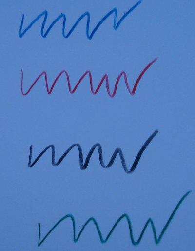 The hidden life of copying pencils