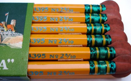 Dixon Ticoderoga 1395 pencil