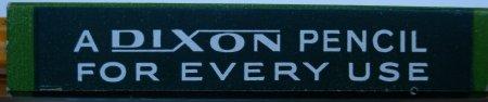 Dixon Ticoderoga 1395 pencil