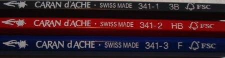 Caran d'Ache edelweiss 341 pencil