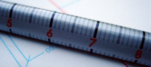 Eberhard Faber Scale pencil