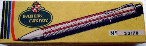 Faber-Castell 33/78 four colour pencil