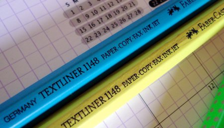 Faber-Castell Textliner 1148 highlighting pencil