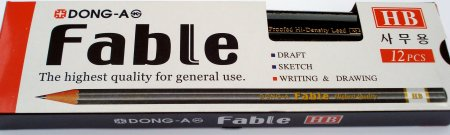Dong-a Fable pencil