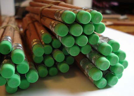 Forest Stewardship Council of Canada pencil