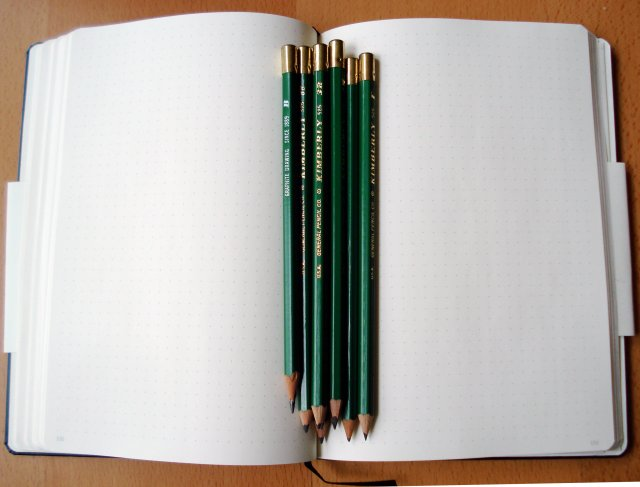 General Kimberly pencil