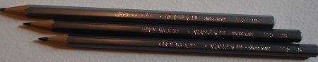 Caran d'Ache Grafwood 775 pencil