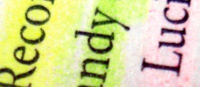 Stabilo GREENlighter highlighting pencils