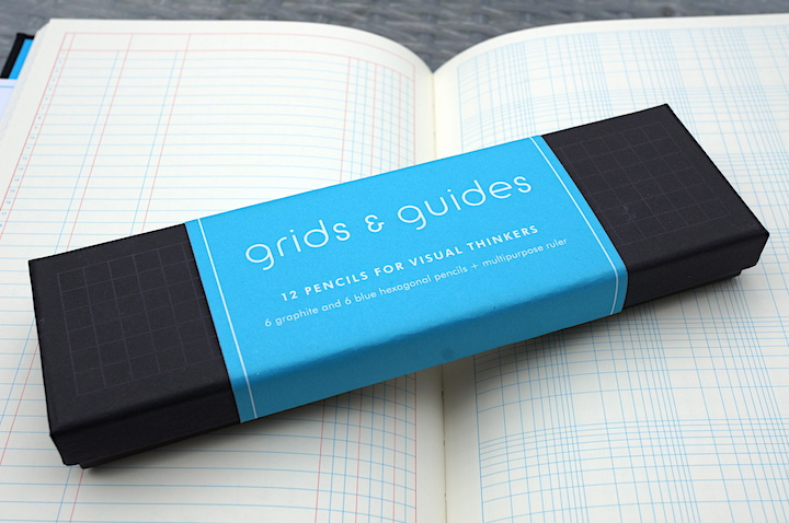 Grids & Guides stationery