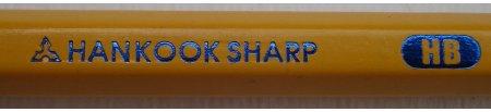Hankook Sharp pencil