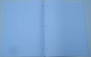 Hilroy exercise books