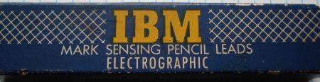 IBM Electrographic lead