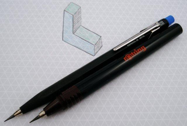 Isometric graph paper