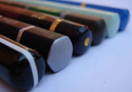 Japanese pencils