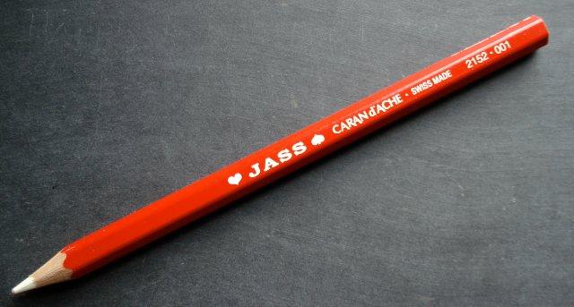 Caran d'Ache Jass chalk pencil