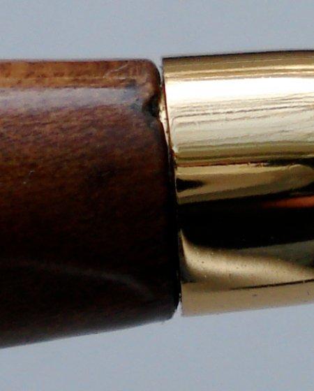 Ancient Kauri wood pencil