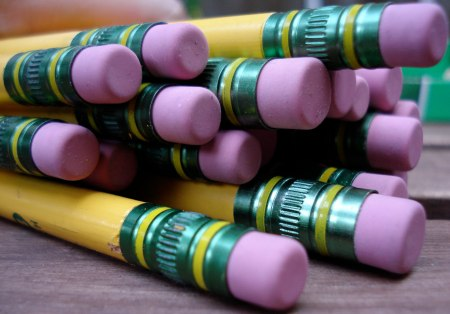 Dixon Ticonderoga Laddie and Beginners pencils