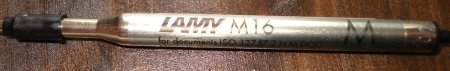 Lamy Safari Fountain pen cartridge: T10