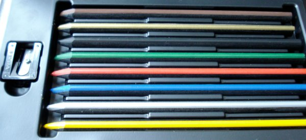 Lyra Colorstripe pencils