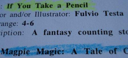 Lyra Mega Liner highlighting pencil