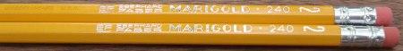 Eberhard Faber Marigold pencil