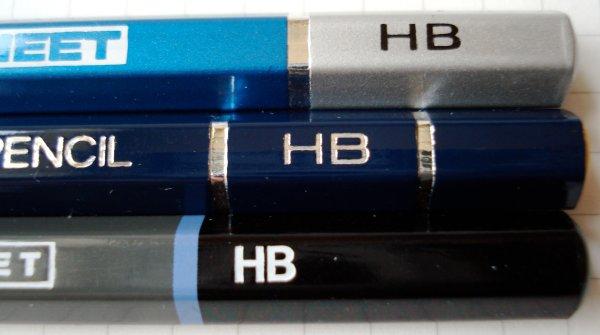 Mark Sheet pencils from Japan