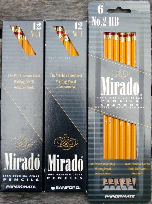 Papermate Mirado Classic pencil
