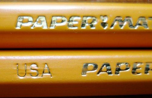 The Papermate Mirado Classic pencil.
