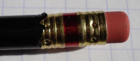 Mirado Black Warrior pencil
